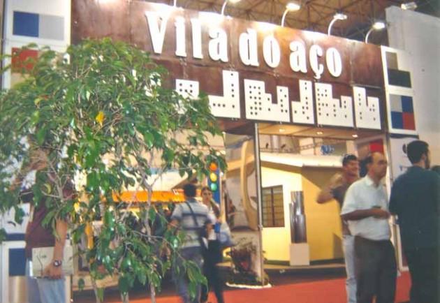 """Exposição Individual na """"Vila do Aço"""" – Expominas"""