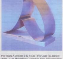 Jornal O Tempo – Caderno Magazine – Artes e Espetáculos