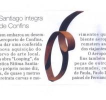 Jornal TUDO – Fátima Santiago integra acervo de Confins