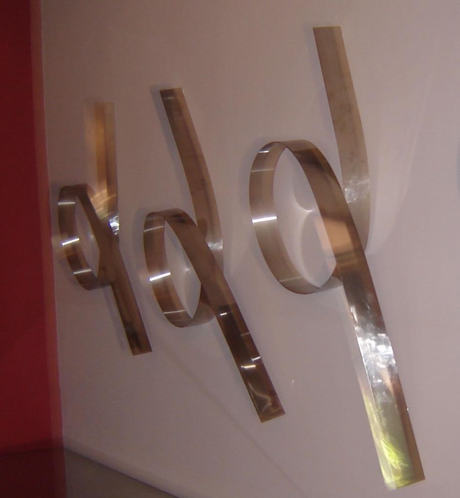 Escultura De Parede 60A